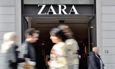 FRANCE-ECONOMY-ZARA