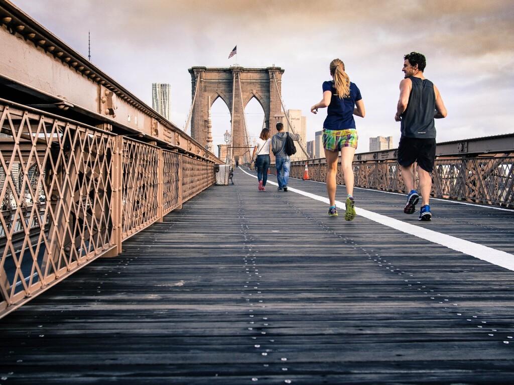 Városi futás